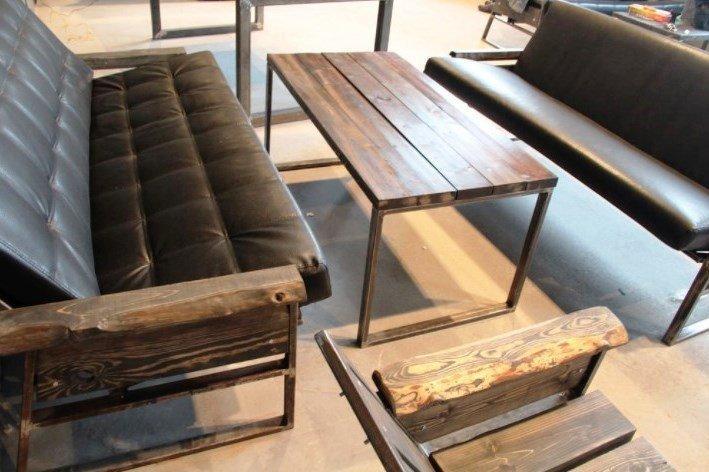Screenshot 3 - Мебель в стиле ЛОФТ на заказ