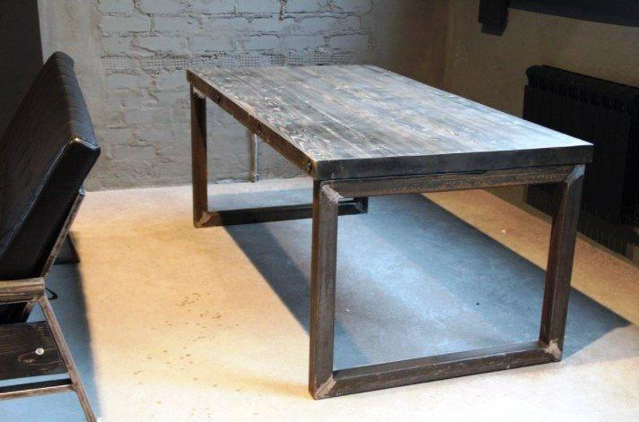 Screenshot 4 - Мебель в стиле ЛОФТ на заказ