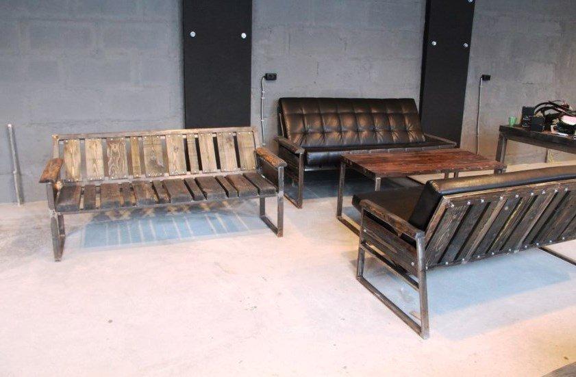 Screenshot 5 - Мебель в стиле ЛОФТ на заказ