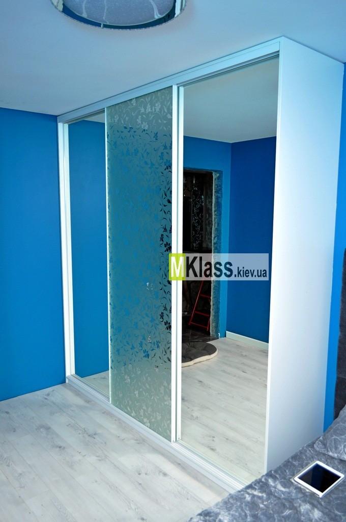 Зеркальные шкафы-купе под заказ