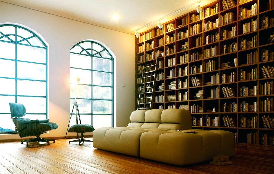 Мебель Для Библиотеки Под Заказ