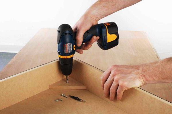 diy easy update furniture2 5 - Самостоятельная сборка комода от «а» до «я»