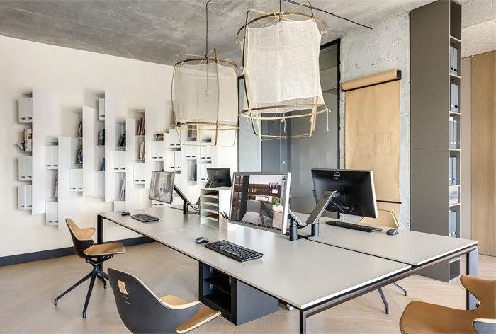 17 - Офисные Столы На Заказ