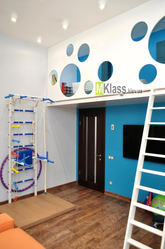 46 - Детская комната для мальчика