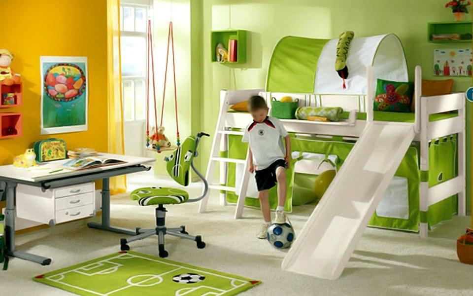 Bb11 - Детская комната для мальчика