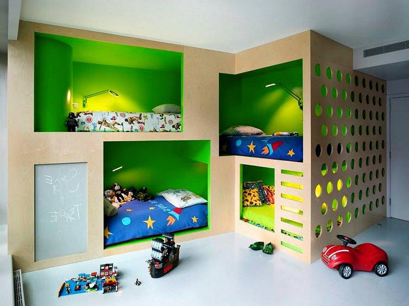 Bb12 - Детская комната для мальчика