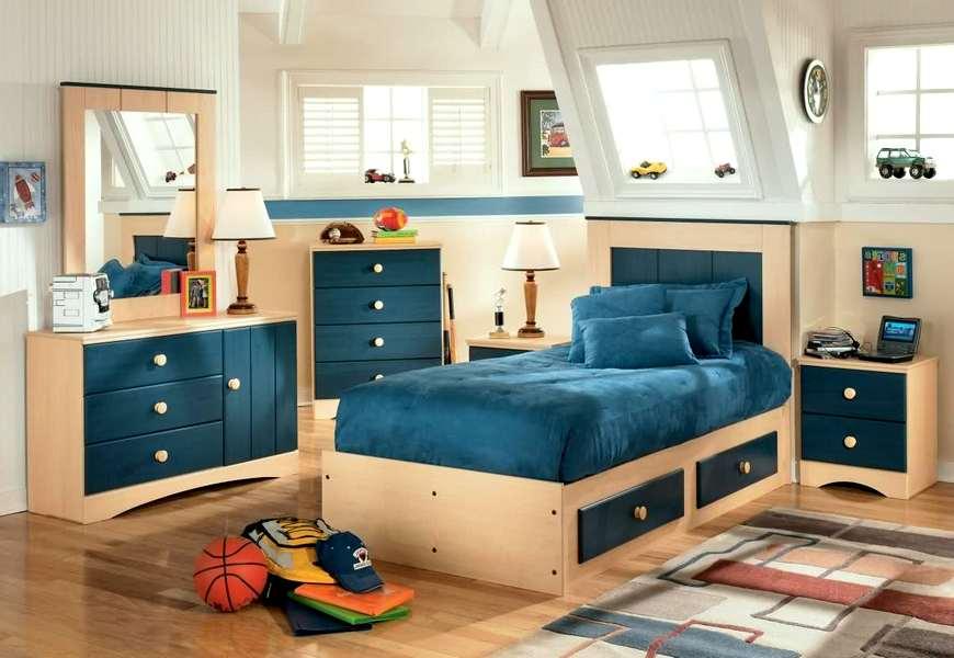Bb14 - Детская комната для мальчика