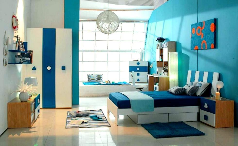 Bb16 - Детская комната для мальчика