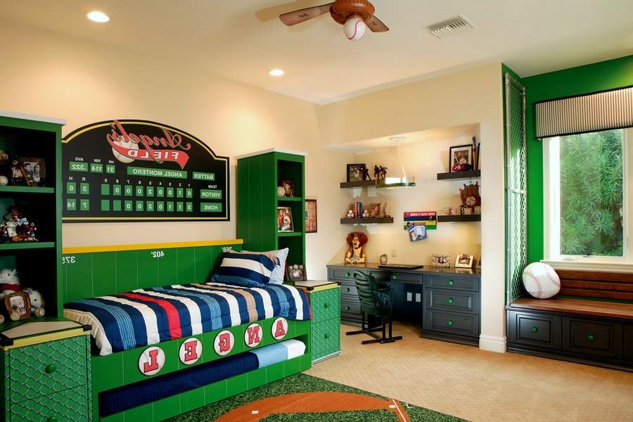 Bb23 - Детская комната для мальчика