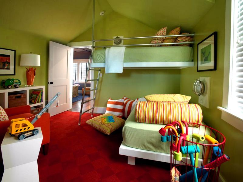 Bb4 - Детская комната для мальчика