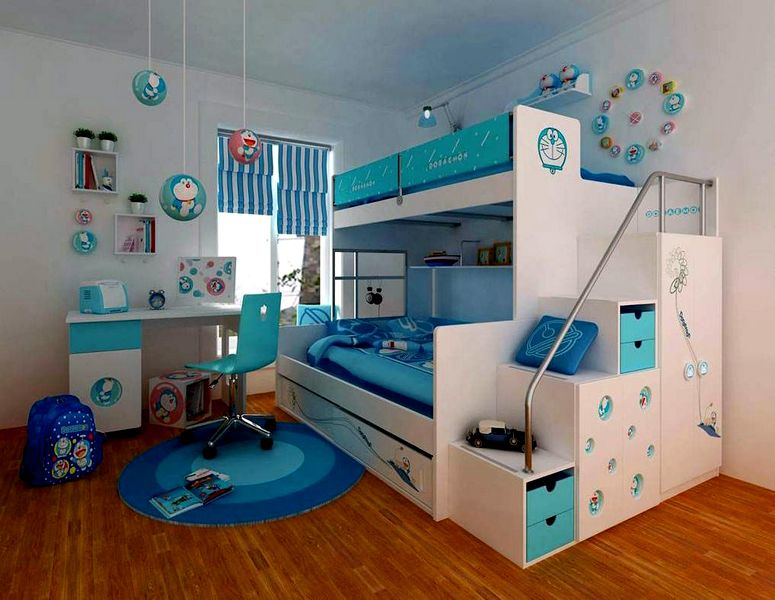 Bb6 - Детская комната для мальчика