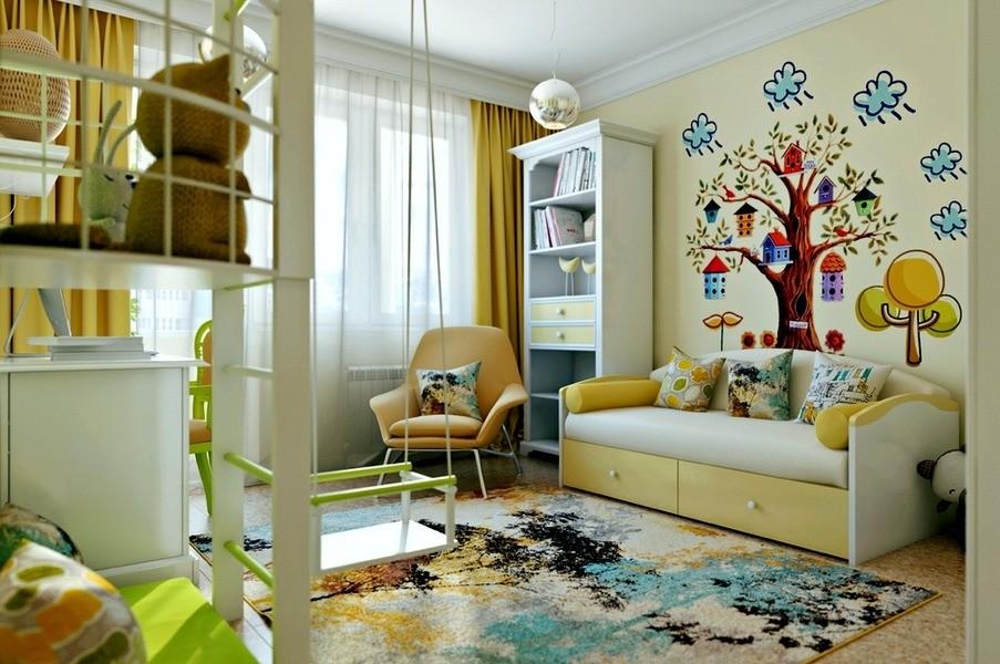Bb8 - Детская комната для мальчика