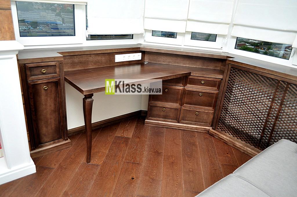 Встроенная мебель на заказ