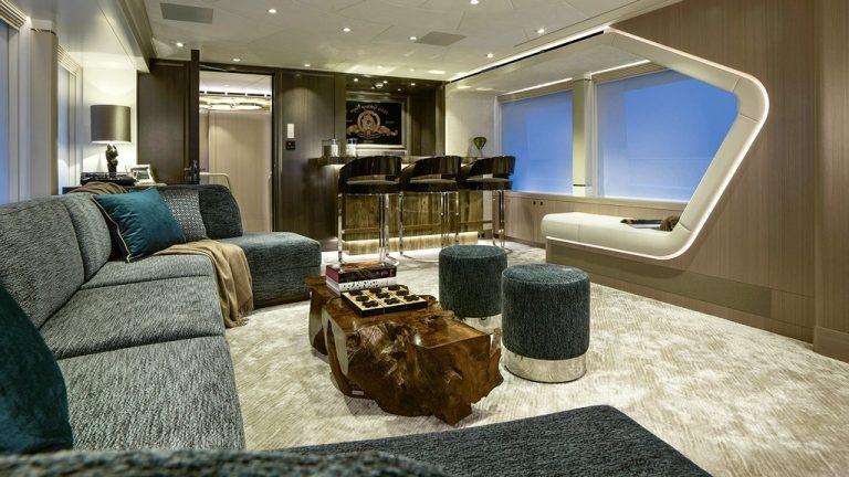 Мебель для яхт на заказ